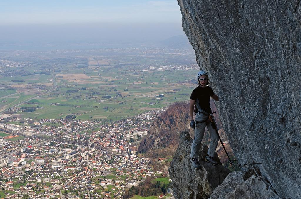 Via Kessi Klettersteig : Ks vlbg kessikapf