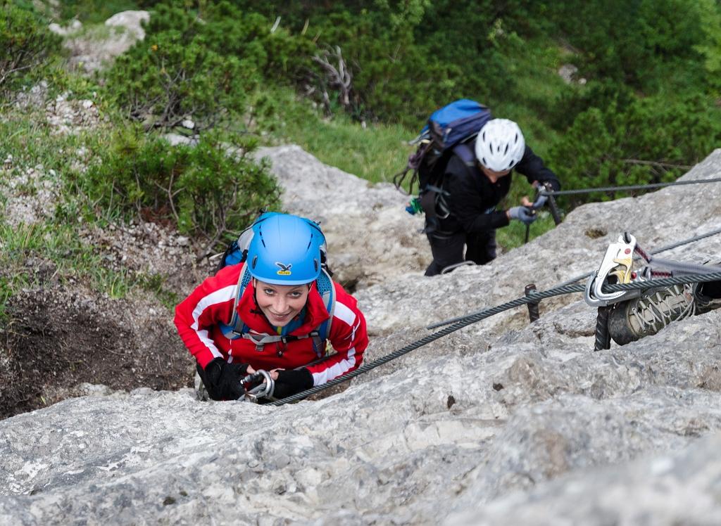 Klettersteig Walchsee : Kaiserwinkel klettersteige walchsee tirol